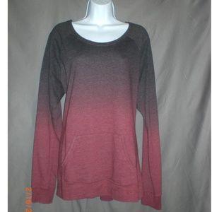 Maurices Ombre Sweatshirt